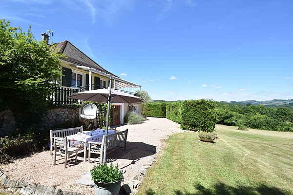 Sommerhus i Chaumard