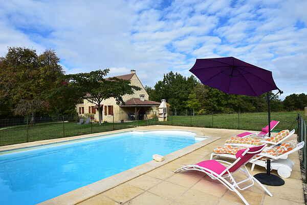 Holiday home in Saint-Germain-du-Bel-Air