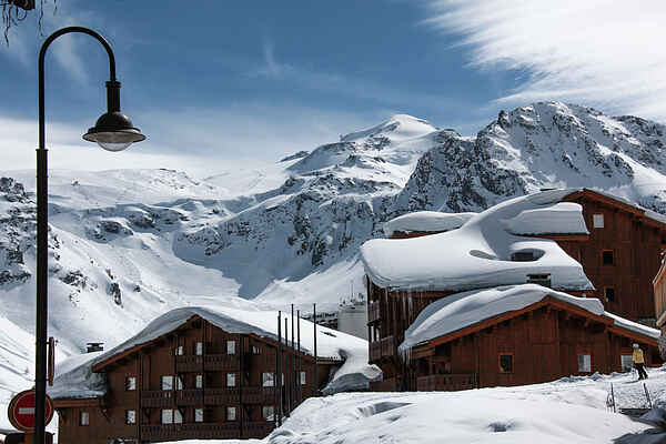 Apartment in Tignes