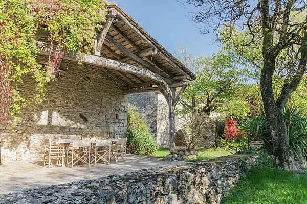 Maison de vacances au Roquecor
