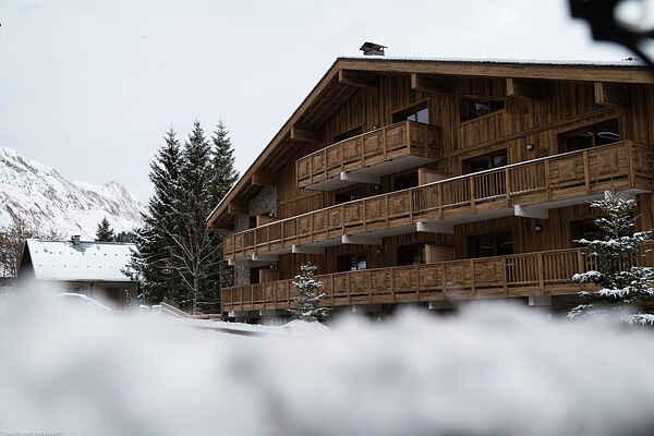 Apartment in Saint-Jean-de-Sixt