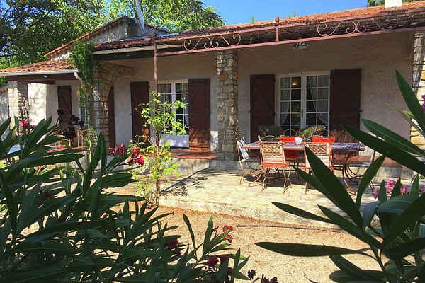 Holiday home in Saint-Antonin-du-Var
