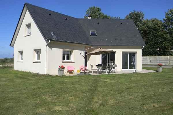 Sommerhus i Étretat