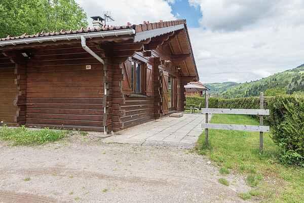 Hytte i La Bresse