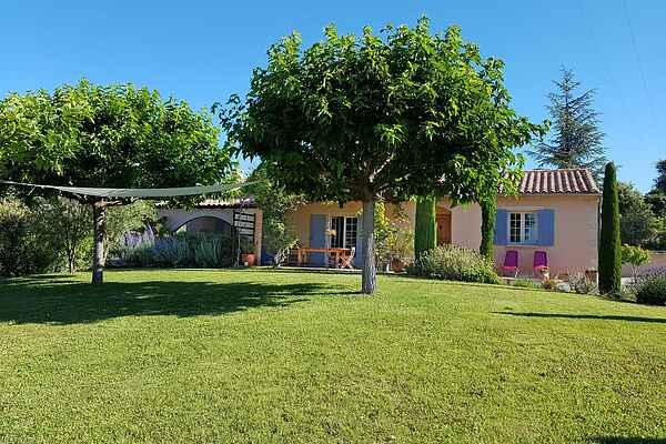 Villa i Le Barroux
