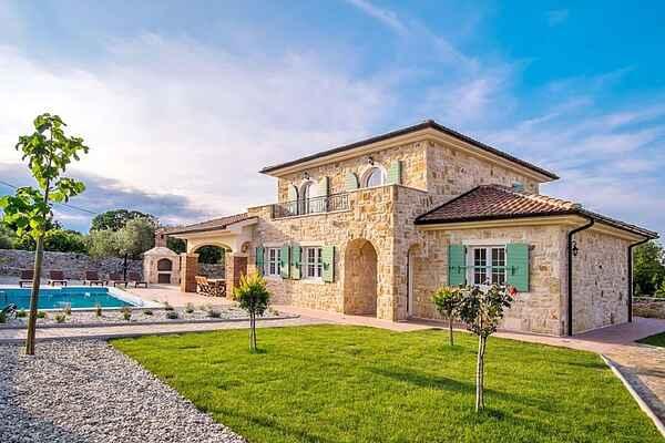 Villa i Krk