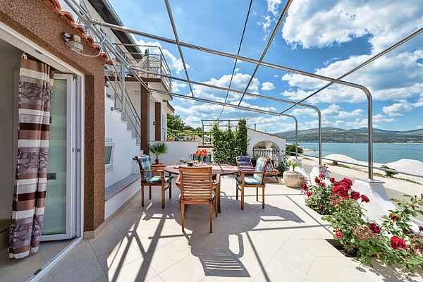 Sommerhus i Split