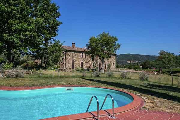 Sommerhus i Monterotondo Marittimo