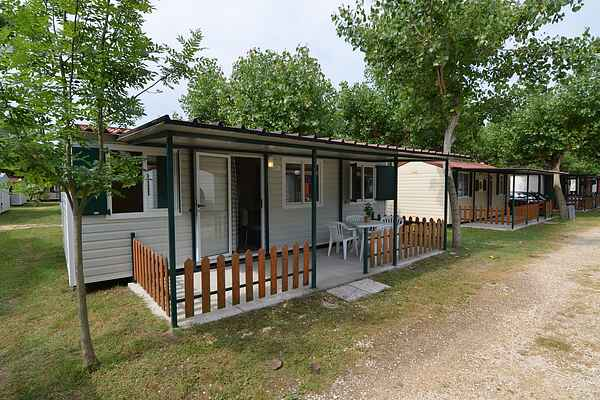 Mobile home in Lido di Dante