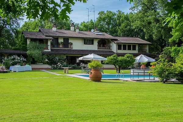 Villa i Pieve al Toppo