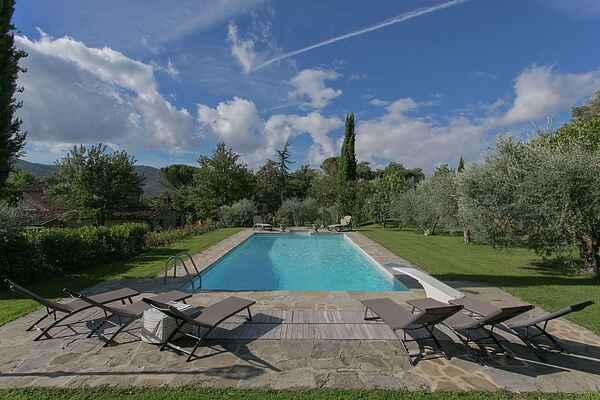 Sommerhus i Cortona