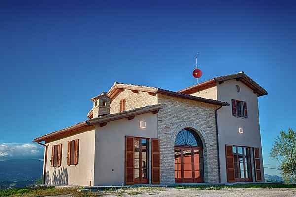 Herregård i Sant'Angelo in Vado