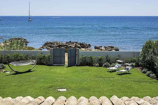 Villa i Punta Milocca