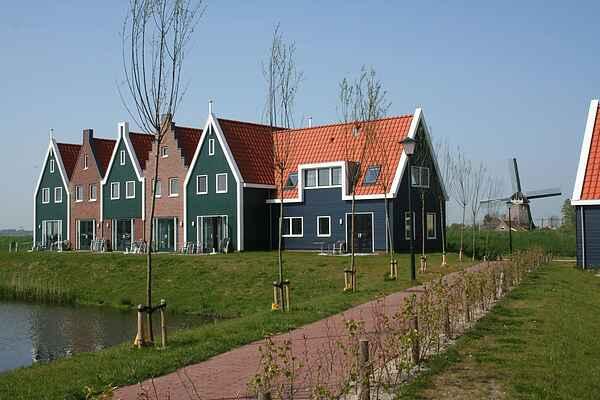 Appartement au Volendam