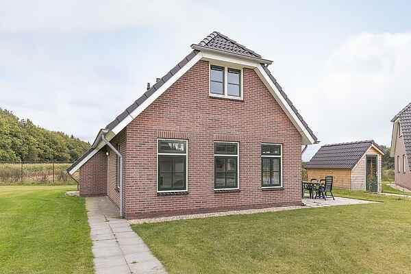 Villa i Hollandscheveld