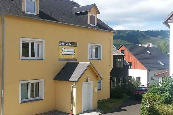 Apartment in Loučná pod Klínovcem
