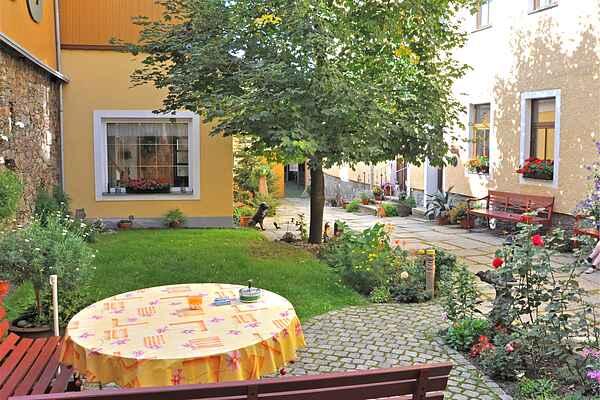 Ferienwohnung in Geyersdorf