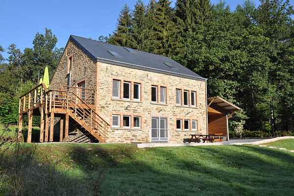 Holiday home in Houffalize