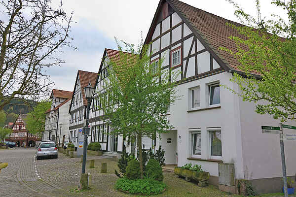 Apartment in Schwalenberg