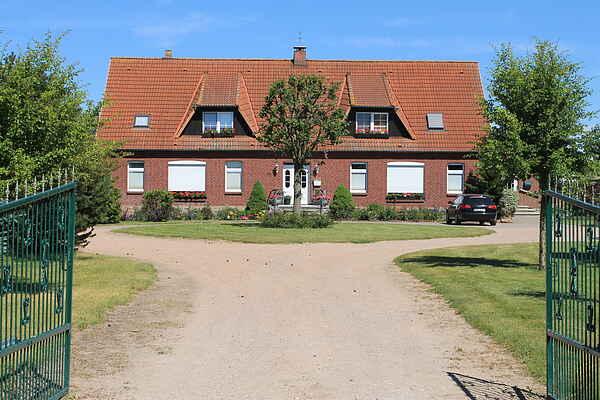 Gårdhus i Robertsdorf