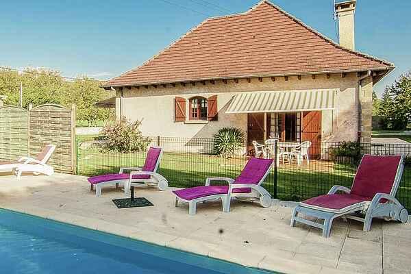 Villa i Condat-sur-Vézère
