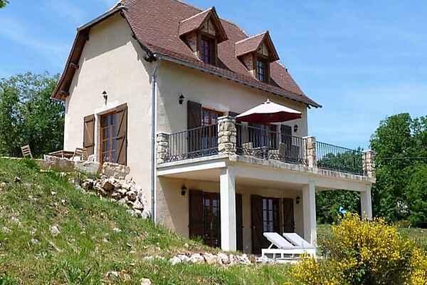 Villa i Cajarc