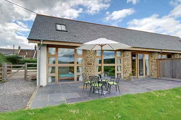 Sommerhus i North Devon District