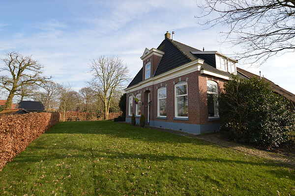 Farm house in Wapserveen