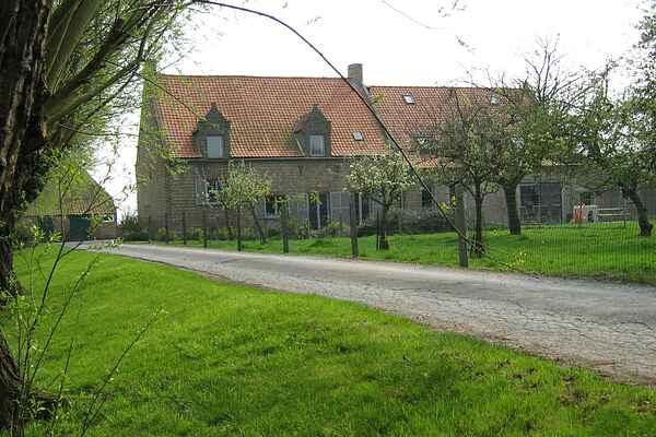 Gårdhus i Middelkerke