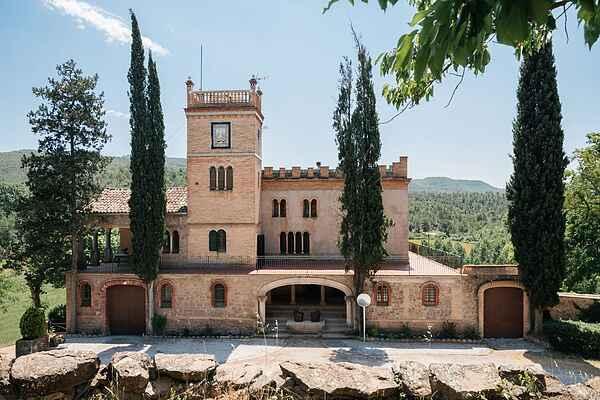Herregård i Castellnou de Bages