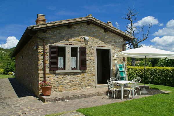 Casa de vacaciones en Città di Castello