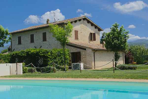 Ferienhaus in Foligno