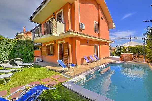 Holiday home in Trecastagni