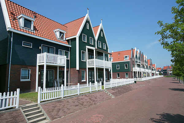 Apartment in Volendam