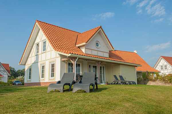 Villa i Cadzand-Bad