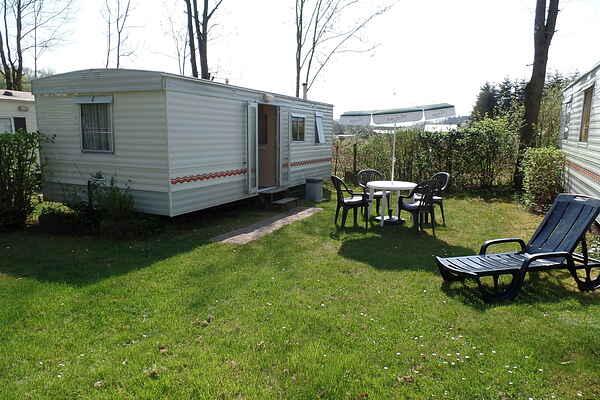 Mobile home i Utscheid
