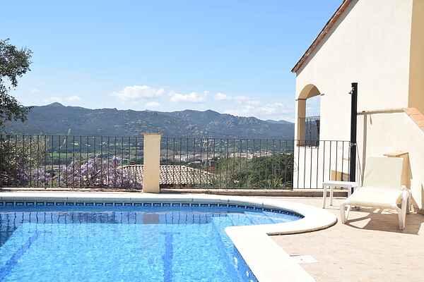 Villa i Santa Cristina d'Aro