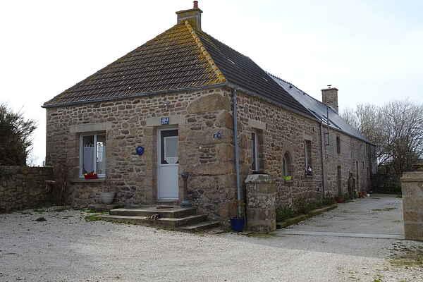 Hytte i Saint-Pierre-Église