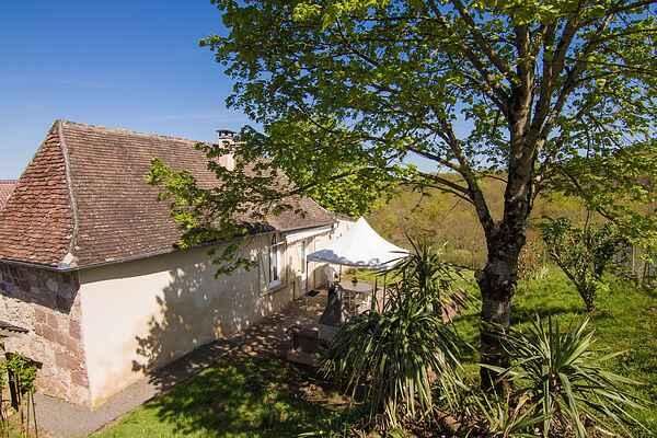 Sommerhus i Vars-sur-Roseix