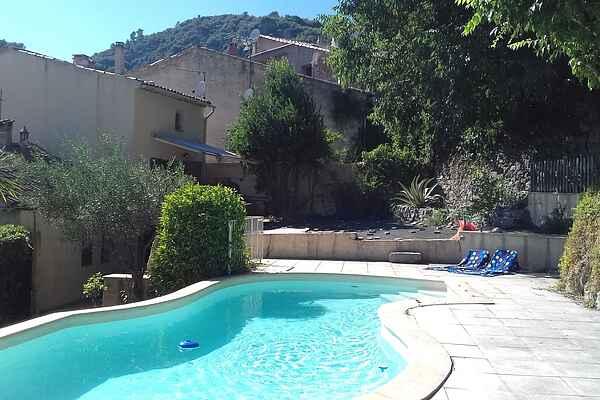 Villa i Mazaugues