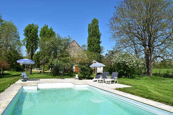 Sommerhus i Nièvre