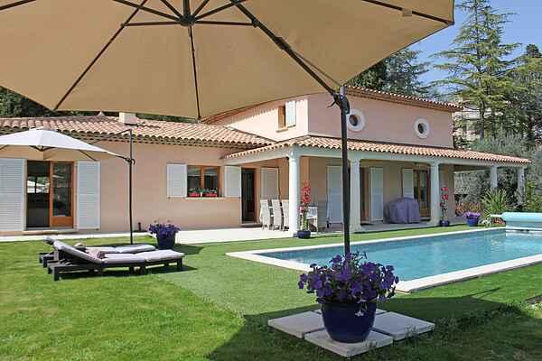 Villa i Grasse