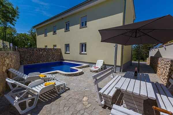 Sommerhus i Crikvenica