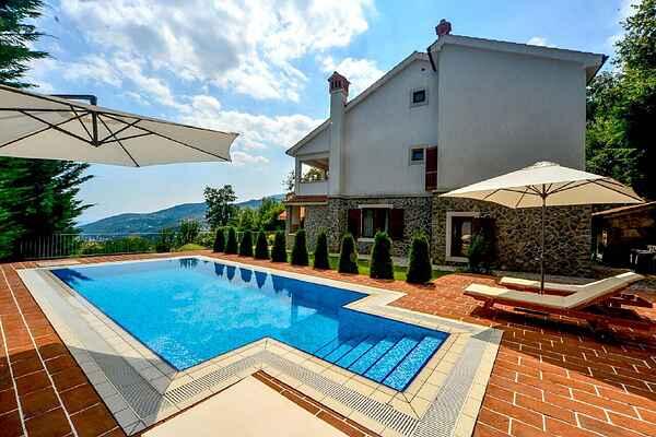 Villa i Ičići