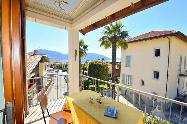 Ferielejlighed i Cannero Riviera