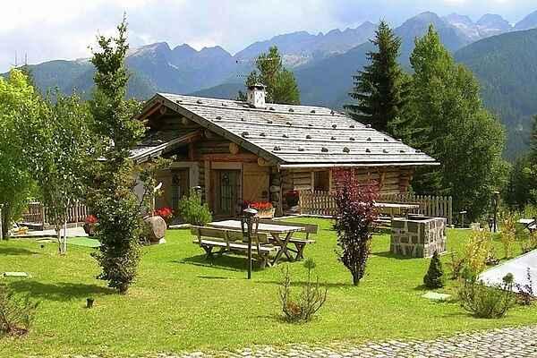Hytte i Bellamonte