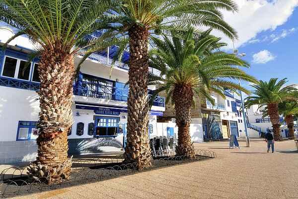 Ferielejlighed i Isla de Lanzarote