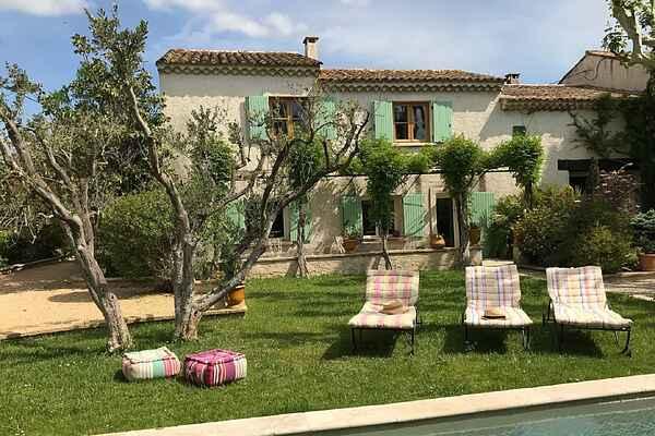 Villa i Arles