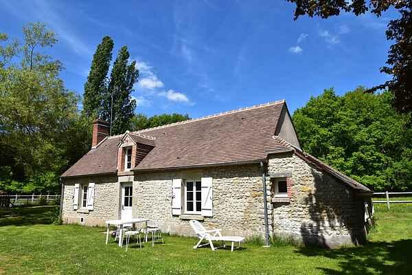 Sommerhus i Vitry-aux-Loges