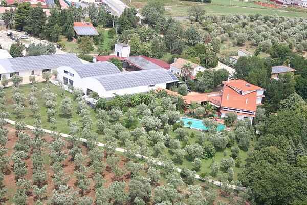 Sommerhus i Maida